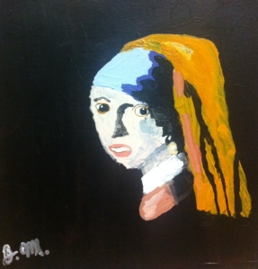 Jennifer M. -Girl with the Pearl Earring