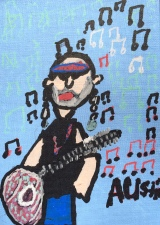 "Art of the Week: ""Willie Nelson"""