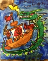 "Art of the Week: ""Sea Dragon"""