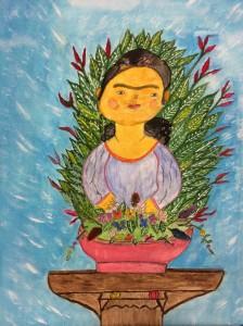 """""""Frida Kahlo"""""""