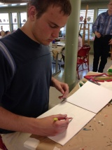 Art Lessons From Our Artists: Clayton T.