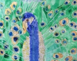 "Art of the Week: ""Peacock Party"""