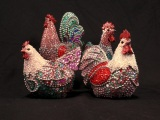 "Art of the Week: ""Stephen's Chicken Family"""