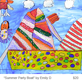 homepage emily summer party boat