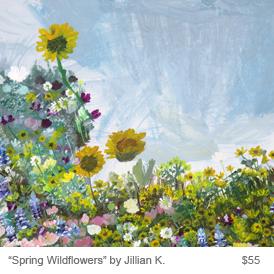 homepage jillian spring wildflowers