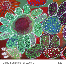 homepage zach daisy sunshine