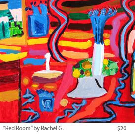 Red Room by Rachel G.
