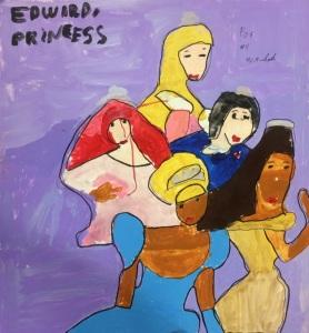 edward princess
