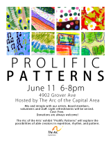 Join us next Thursday 6/11 for our June Art Show!