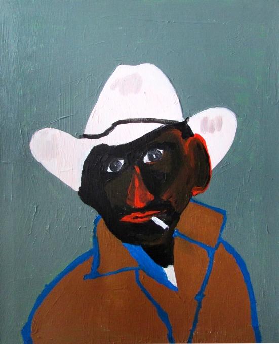 Nueces Cowboy by Davey K
