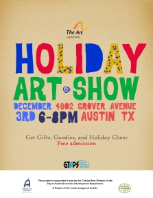 Arc-Holiday Art Show